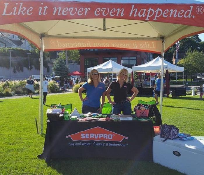 SERVPRO of Hicksville/Plainview at the Dragon Boat Festival. September 17,2016