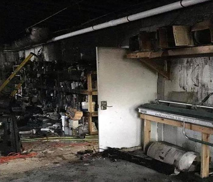 Fire Damage Restoration In Plainview