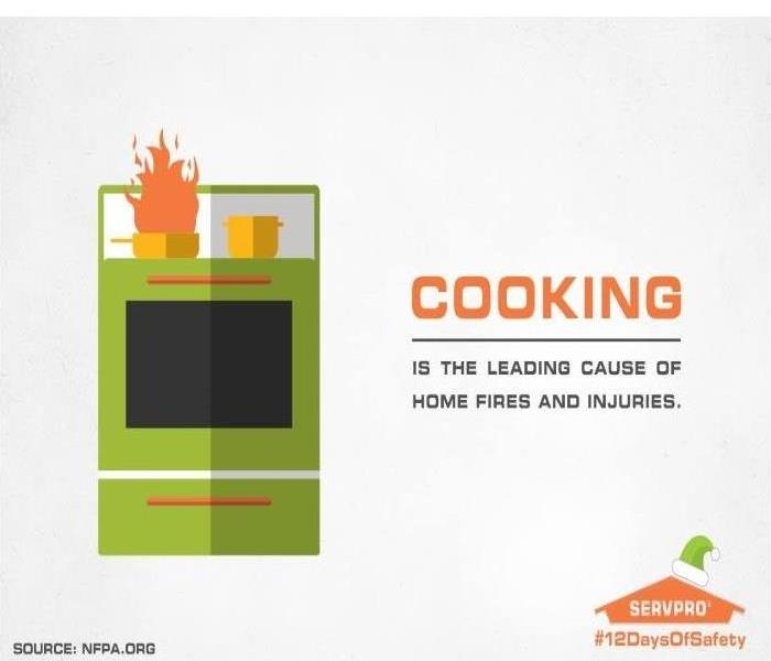 Storm Damage Holiday Cooking Safety