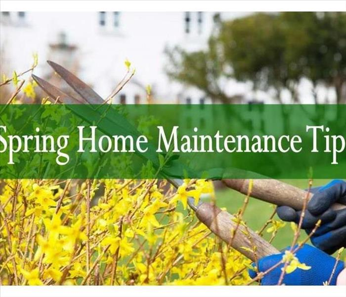 Commercial Spring Home Tips & Checklists