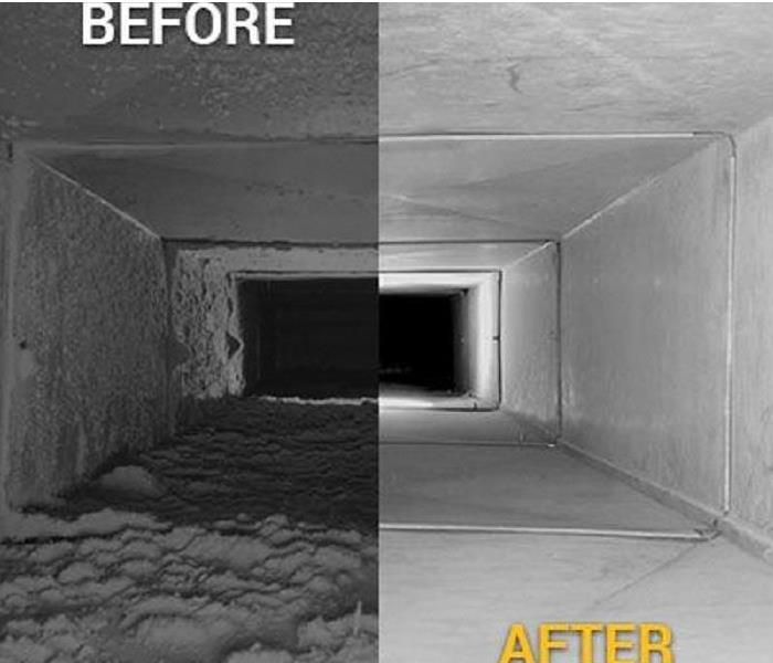 Commercial Are you air ducts in order?