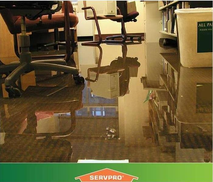 Water Damage Call on SERVPRO of Hicksville/Plainview to Restore your water damaged property