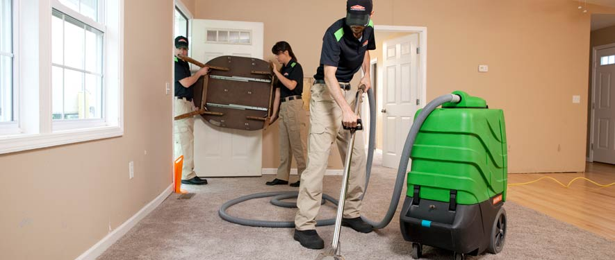 Hicksville, NY residential restoration cleaning